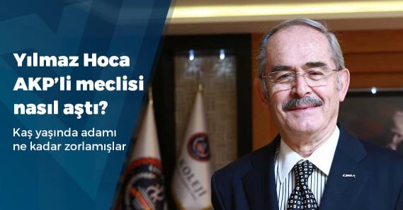 Yılmaz Büyükerşen Eskişehir'de AKP'li meclis üyesi çoğunluğunu nasıl aştı?