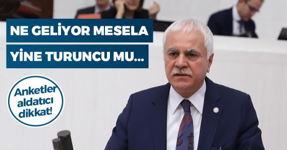 """İYİ Partili Aydın: """"Anketlerden enteresan sonuçlar geliyor"""""""