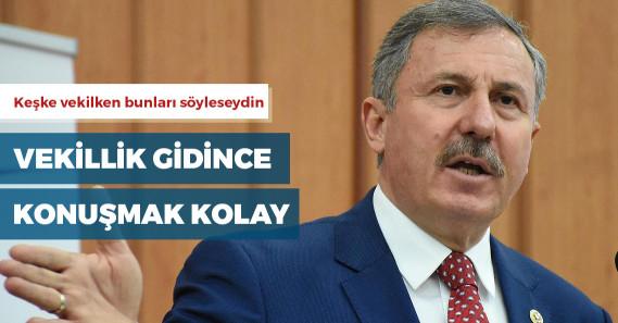 """Eski AKP'li Özdağ: """"Tek adam düzeni demokrasiyi ve kurumları tahrip eder"""""""