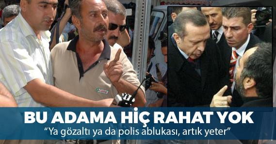 """Erdoğan'ın """"Ananı da al git"""" dediği çiftçi: """"Ne zaman Mersin'e gelse polis ablukasına alınıyorum"""""""