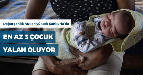 Yeni doğan bebek sayısında yüzde 3,6 azalış