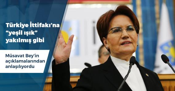 """Akşener: """"İYİ Parti, milli birlik ve ulusal uzlaşma adına her atılan adıma gerekli desteği verecektir"""""""