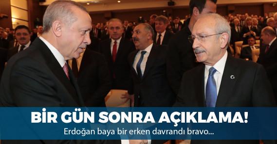 Erdoğan'dan Kılıçdaroğlu'na yönelik linç girişimiyle ilgili açıklama