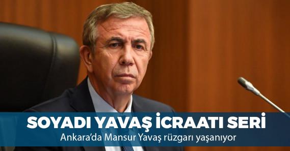 """Mansur Yavaş talimatıyla Ankara'da """"asfalt katılım payı"""" tahsilatı durduruldu"""