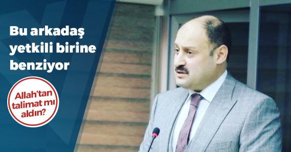 """AKP'li Gülpınar: """"Oyunuzu bize verdiğiniz için Allah sizden hesap sormaz"""""""