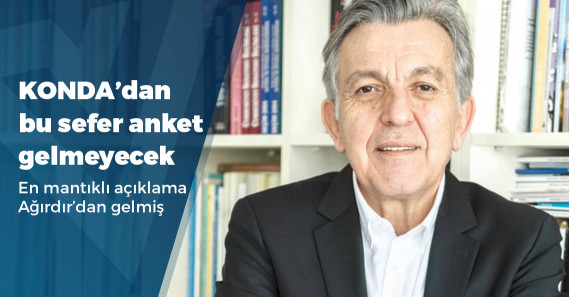 """KONDA Genel Müdürü: """"Türkiye genelinde yüzde 51'e yüzde 49 olan denge değişecek"""""""