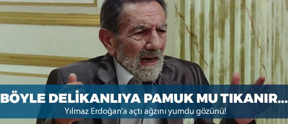 """Aydemir Akbaş: """"Erdoğan'ın yaptığı sinemaya ihanettir, kalleşliktir"""""""