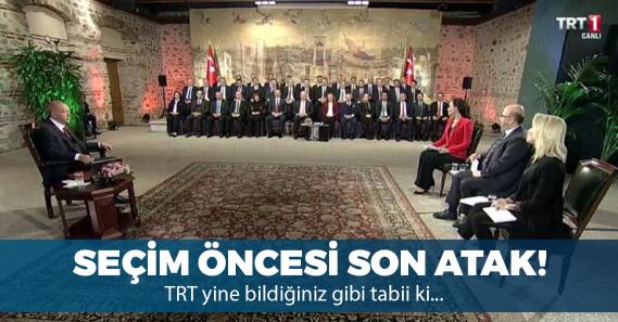 Erdoğan'ın karşısında ip gibi dizildiler