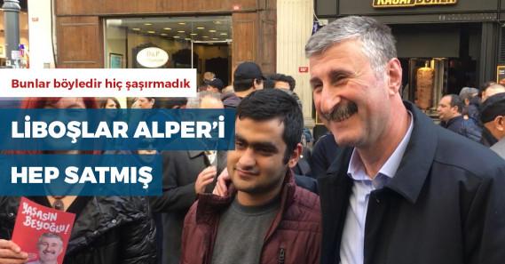 Cihangir liboşları ve Kürt mahalleleri Alper Taş'a oy vermedi