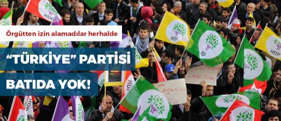 HDP dört kritik ilde daha aday göstermeyecek