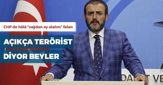 """Mahir Ünal: """"CHP son iki yılda aldığı pozisyonla milli güvenlik sorunu haline dönüştü"""""""