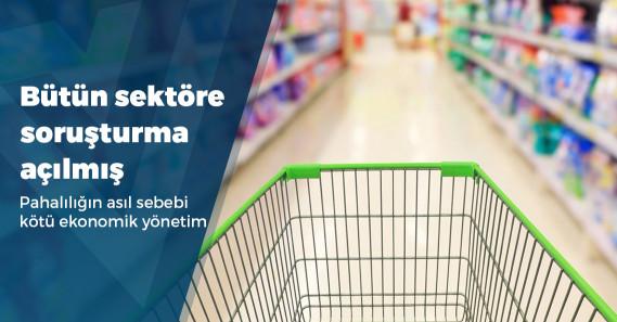 Rekabet Kurumu 23 market zinciri hakkında soruşturma başlattı