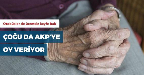 Türkiye'nin yaşlı nüfusu son 5 yılda yüzde 16 arttı