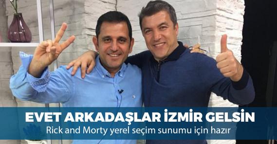 Fatih Portakal ile İsmail Küçükkaya'dan seçim mesajı