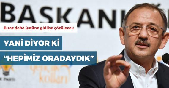 """Özhaseki: """"Boydaklarla oturup kalkmayan cumhurbaşkanı ve başbakan var mıydı?"""""""