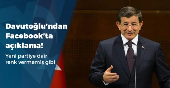 """Davutoğlu:  """"Partimiz dar ve çıkarcı bir gruba terk edilemez, Cumhurbaşkanlığı toplumun yarısı ile kopuş yaşıyor"""""""
