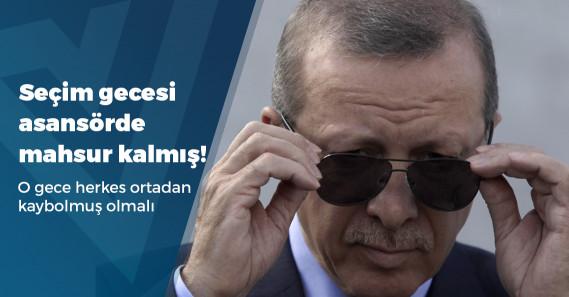 Erdoğan'ın seçim günü sonuçlara tepkisi ne oldu?
