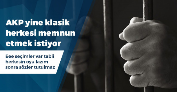 AKP af için tarih verdi