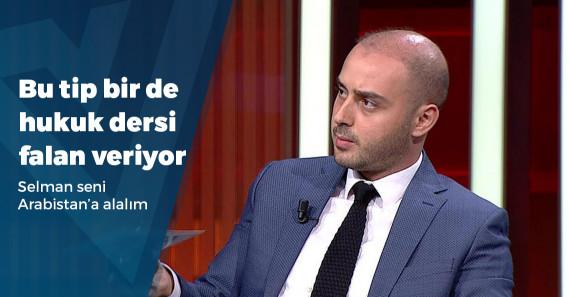 """Akademisyen Selman Öğüt'ten hırsızlar için """"el kesme"""" önerisi"""