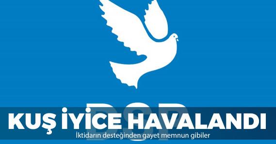 """DSP: """"Hükümete yakın televizyonlarda CHP'nin oylarını böldüğümüz için bize destek var"""""""