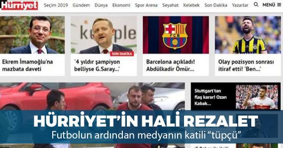 """Fatih Altaylı'dan Hürriyet'e: """"Bari bundan sonra adınıza 'gazete' demeyin"""""""