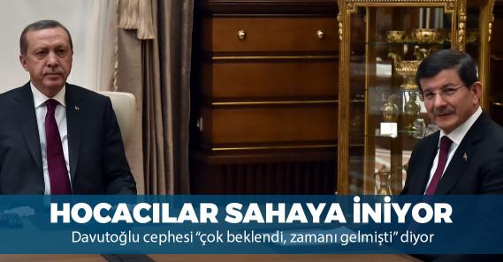 """""""Davutoğlu eleştirilerine devam edecek; sokakla daha çok irtibat kurmaya hazırlanıyor"""""""