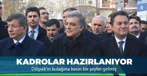 """Dilipak: """"Gül-Davutoğlu-Babacan oluşumuna kadro hazırlanıyor"""""""