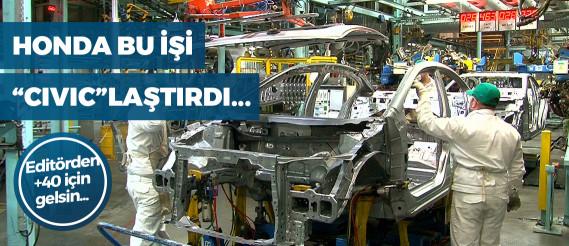 Honda, Türkiye'deki fabrikasını kapatacak mı?