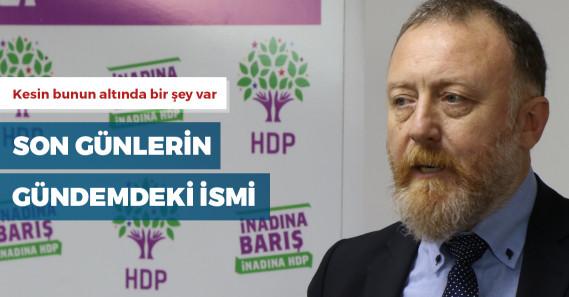 HDP'li Sezai Temelli hakkında soruşturma
