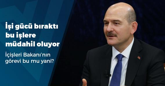 """""""Ali Koç'u derbi öncesi Süleyman Soylu aramış, 'İmamoğlu'nu uyarın' demiş"""""""