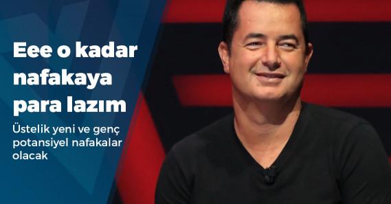 Acun Ilıcalı TV8'i satıyor!