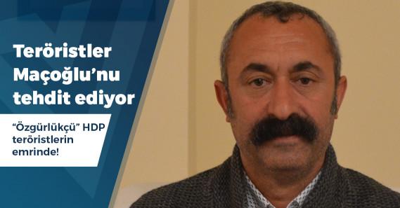 Terör örgütü PKK'dan Komünist Maçoğlu'na tehdit