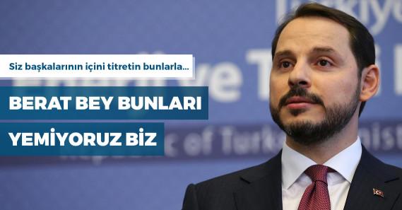 """Berat Albayrak: """"Eylül ayında enflasyonda tek haneyi görmek mümkün"""""""