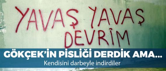 Mansur Yavaş'tan Ankara'daki o yazılara tepki