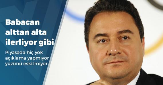 """""""Ali Babacan, İngiltere'de bazı görüşmeler gerçekleştirdi, İstanbul'da sanayicilerle kapalı bir toplantı yaptı"""""""